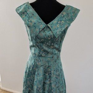 Vintage Peter Robinson 1940's  Gown Oxford Circus